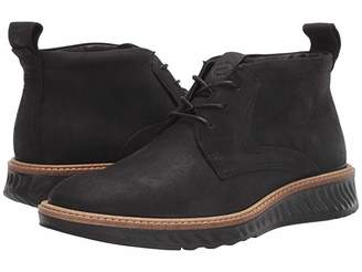 Ecco ST.1 Hybrid Chukka Boot (Black) Men's Boots