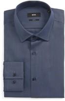 BOSS Men's Jenno Slim Fit Dress Shirt