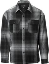 Hurley Crawford Flannel Long Sleeve Shirt - Men's