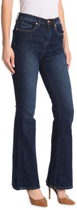 Waverly The High Rise Flare Jeans