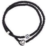 Luis Morais mantra beaded bracelet