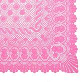 Vinyl Lace Tablecloth by Lovely Lovely