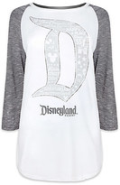 Disney Mickey Mouse Raglan Long Sleeve Tee for Women by Boutique - Disneyland