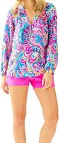 Lilly Pulitzer Elsa Top Psychedelic-Sunshine