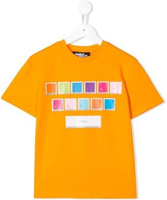 Jeremy Scott Junior keyboard T-shirt