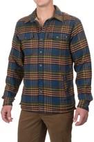Marmot Ridgefield Sherpa-Lined Shirt - Long Sleeve (For Men)
