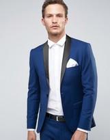 Selected Homme Super Skinny Tuxedo Suit Jacket