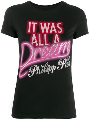 Philipp Plein dream print T-shirt