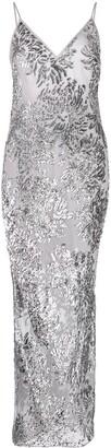 Fleur Du Mal Fil Coupe Slip dress
