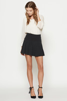 Joie Irvine Silk Skirt