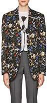 R 13 Women's Summer Floral Cotton Blazer