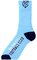 For Bare Feet New York City FC Deuce Crew 504 Socks