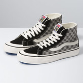 Vans Hemp Blur Checker Sk8-Hi 138 Decon SF