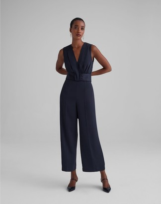 Club Monaco Tie Back Jumpsuit