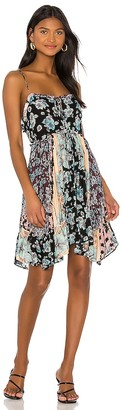 Free People Summer Storm Slip Dress