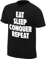 """WWE Authentic Wear Brock Lesnar """"Conquer"""" Special Edition T-Shirt, XL [Apparel]"""