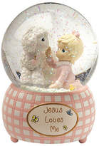 Precious Moments Snow Globe Baby Milestones - Girls, One Size , Multiple Colors