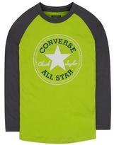 Converse Boy's Raglan Shirt