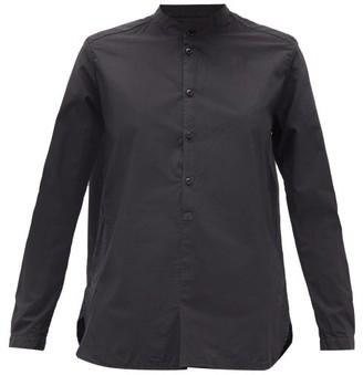 Toogood The Botanist Cotton-poplin Shirt - Black