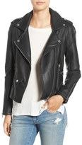 Blank NYC Women's Blanknyc 'Easy Rider' Faux Leather Moto Jacket