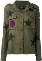 Amiri star-print shirt