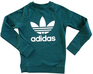 adidas Green Cotton Knitwear for Women