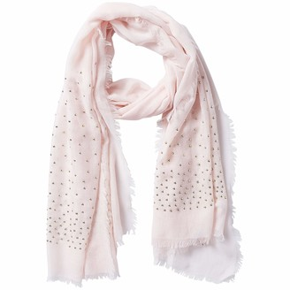 Tickled Pink Women's Rebel Studs Scarf