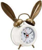 The Emily & Meritt Bunny Alarm Clock, White
