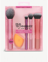 Real Techniques Everyday Essential make-up brush set