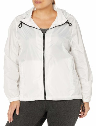 Big Chill Women's Lightweight Waterproof Packable Active Rain Jacket