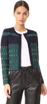 Yigal Azrouel Long Sleeve Cardigan