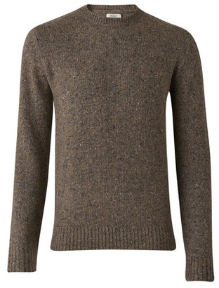 Hartford Donnegal round neck jumper