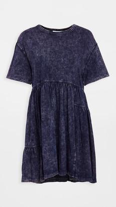 Ninety Percent Stonewash Mini Dress