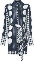 Dvf Diane Von Furstenberg Printed shirt dress