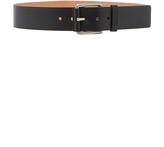 Michael Kors Wide Singular Roller Buckle Belt
