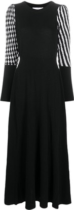 Ami Amalia Urban Queen peplum dress