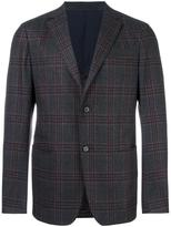 Z Zegna checked blazer