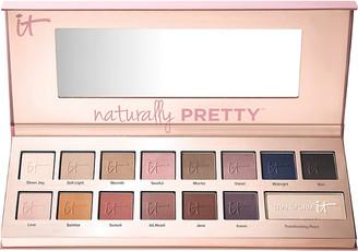 It Cosmetics Naturally Pretty Matte Luxe Transforming Eyeshadow Palette, Women's