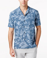 Tommy Bahama Men's 100% Maraba Mirage Silk Shirt