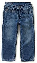 True Religion Little Boys 2T-7 Geno Denim Jeans