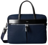 Knomo London - Hanover Slim Laptop Brief Luggage