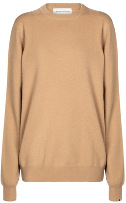 Extreme Cashmere N 38 Be cashmere sweater