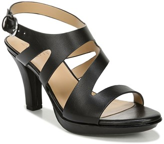 Naturalizer Dee Cutout Heeled Sandal - Wide Width Available