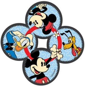 Areyougame GearShift Brain Teaser - Disney Mickey Mouse Puzzle
