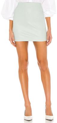 Sprwmn X REVOLVE Mini Skirt