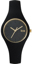 Ice Watch Ice-Glam - Black And Gold Small - 3h