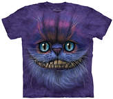 The Mountain Purple Cheshire Cat Sublimated Tee - Toddler & Kids