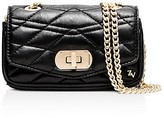 Zadig & Voltaire Skinny Love Quilted Leather Crossbody