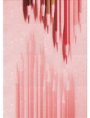 East Urban Home Wool Pink Area Rug Rug Size: Runner 2' x 5'