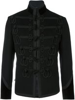 Alexander McQueen band jacket